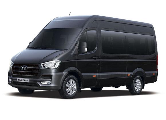 Sprinter Van | 8H | 6 SEATS | City Tour | 8H | 4 SEATS | Airport Transfer