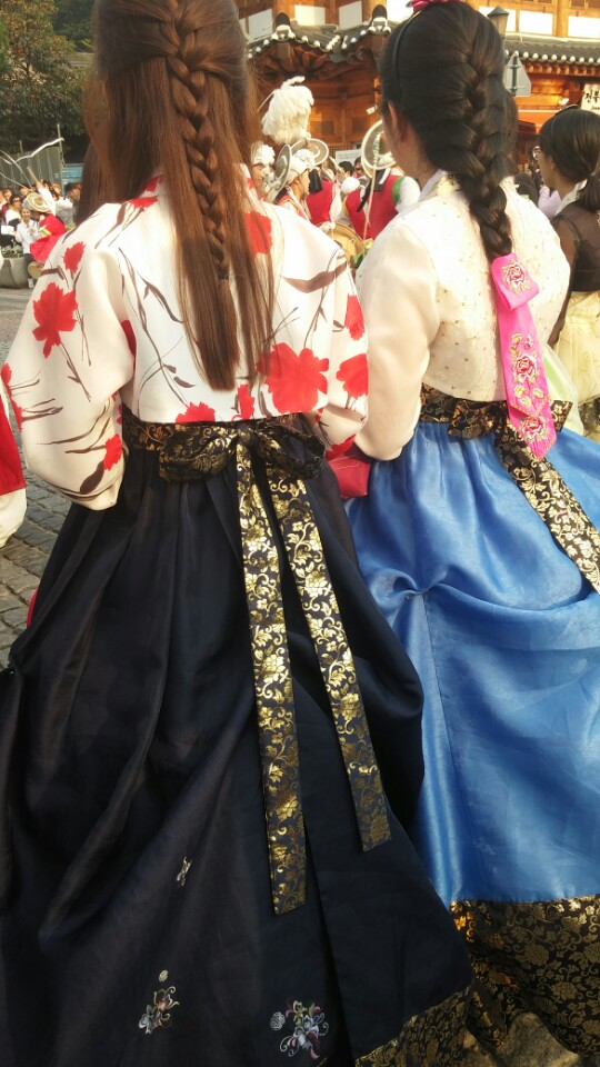 Hanbok (Traditional Clothing)