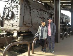 The Gyeongui Line Train
