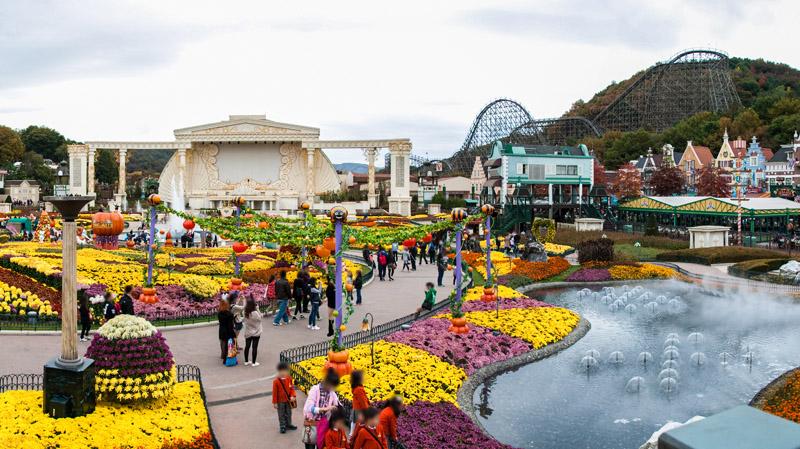everland_amusement_park_korea