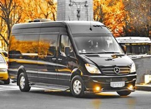 Sprinter Van | Airport Transfer | 6H | 4 SEATS|