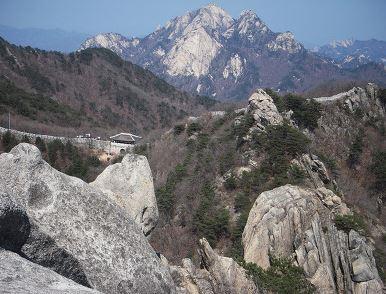북한산성2
