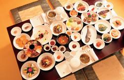 Hanjeongsik (Korean Food Tabling)