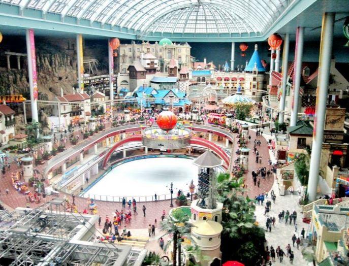 Lotte World Inside