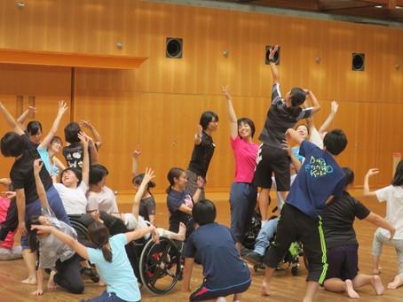 [ワークショップ]「平成30年度夏期体育実技研修会」にてワークショップを行いました