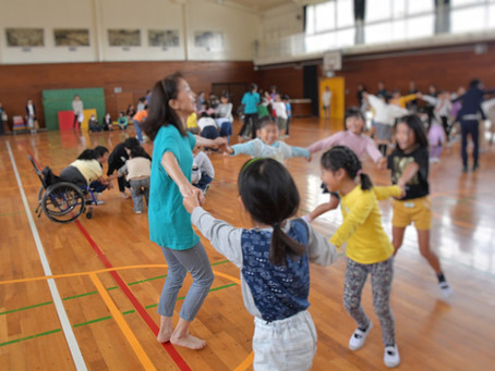 [ワークショップ]昭島市立中神小学校でワークショップを行いました(2019/10/19)