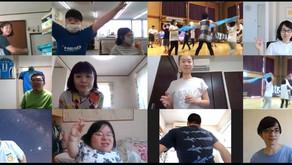 [交流]「てあわせのはら」で一緒に表現!!(2021/07/17)