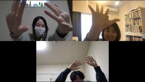 [ワークショップ]個人ワークショップを行いました・上田(2021/3/14)