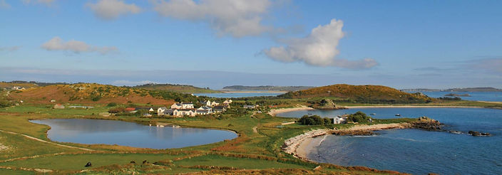 Bryher Isles of Scilly Cornwall