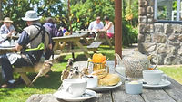 Covean Cafe St Agnes Isles of Scilly Cornwall