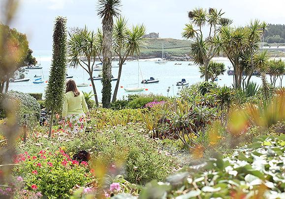 Tresco Isles of Scilly Cornwall