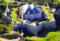 Star Castle St Marys