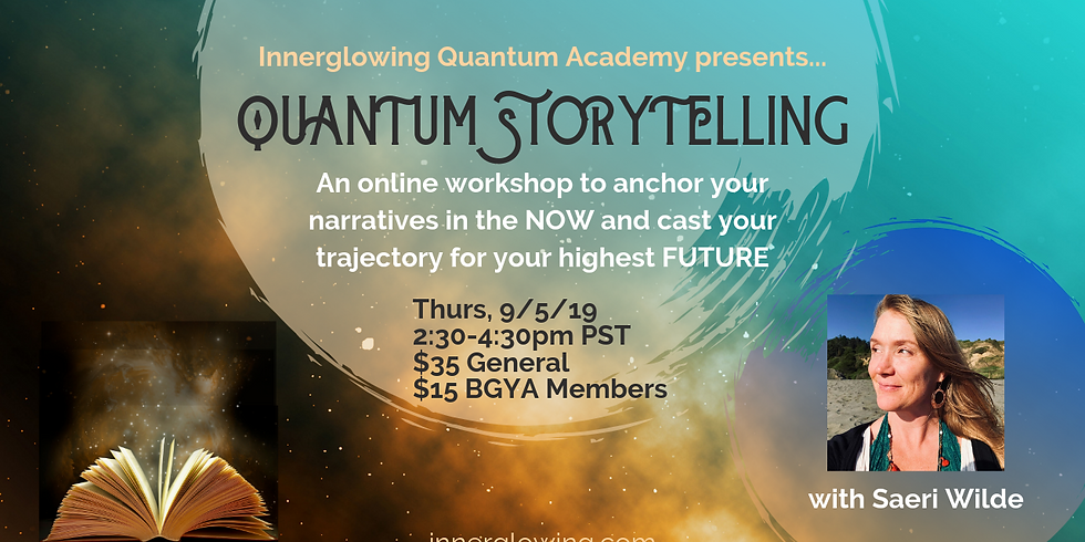 Quantum Storytelling