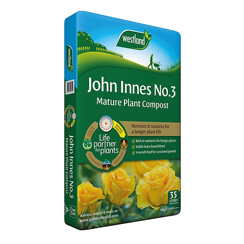 John Innes No 3 Mature Plant Compost