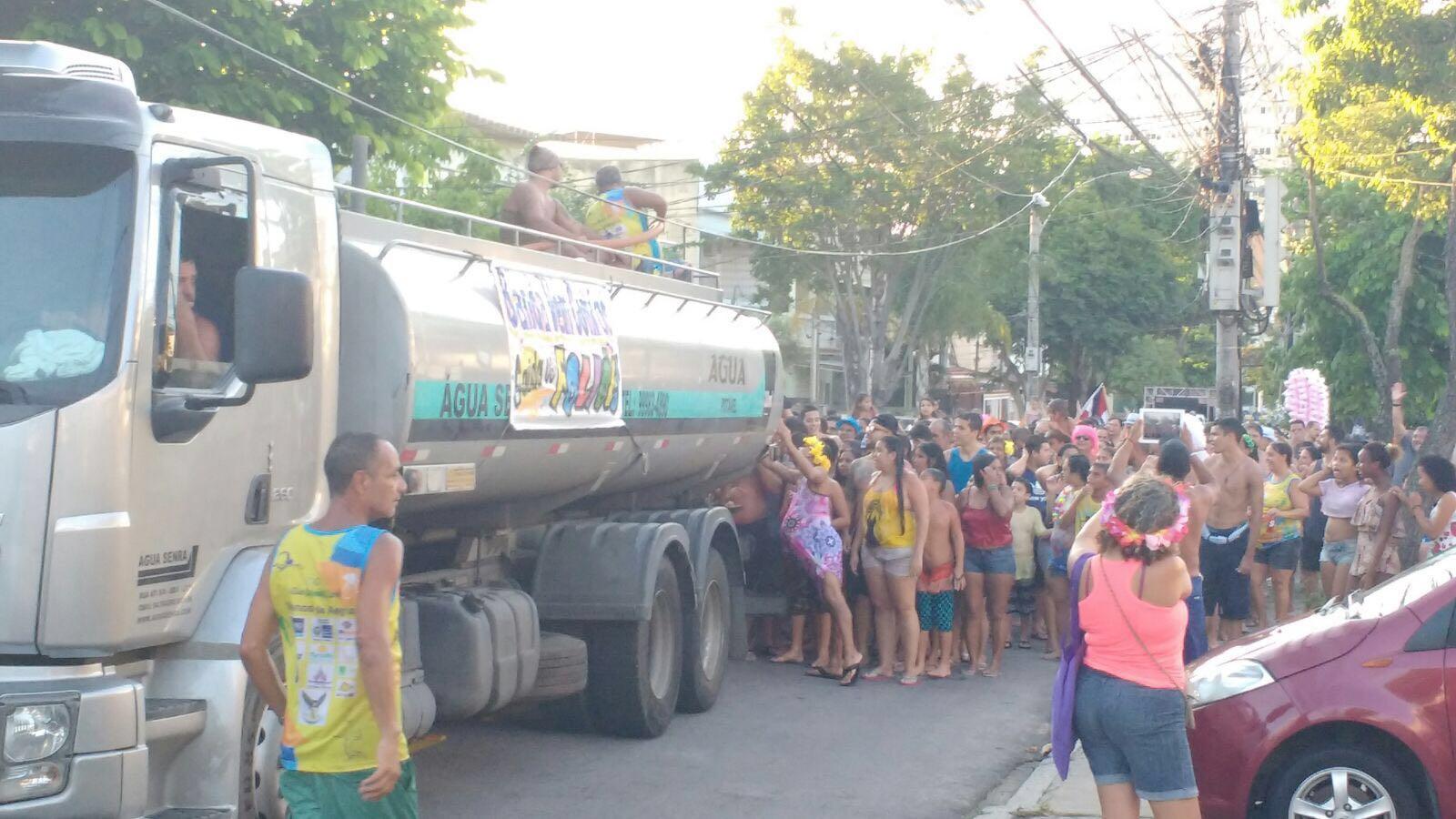 Blocos de rua - Carnaval