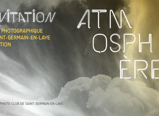Vernissage du 3è Salon Photographique de Saint-Germain-en-Laye