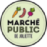 Logo du Marché public de Joliette.