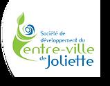 Logo de la société de développement du centre-ville de Joliette