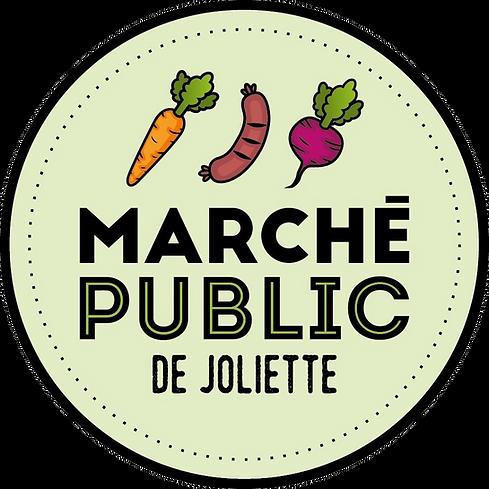 Logo de Marché public de Joliette