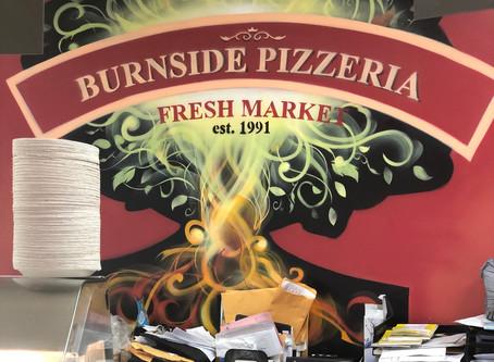 Family Values at Burnside Pizzeria