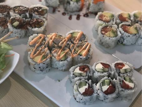 Jukai Sushi is Just OK