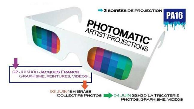 Soirée Photomatic!