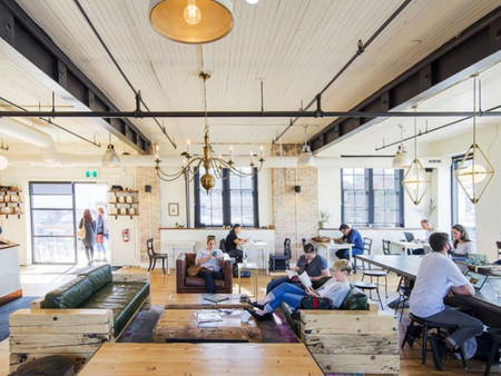 Cozy, Local Spots to Get Productive
