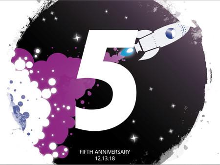 New Moon Ideas is FIVE!!!