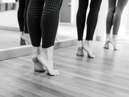 To Barre or Not to Barre?! 8 Benefits of a Low-Impact Workout