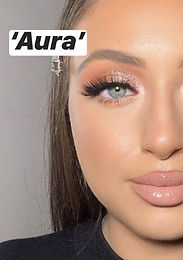 'Aura' Luxury Faux Mink Lashes