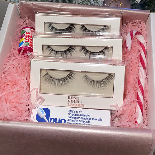 Natural > Glam Strip Lash Gift Set