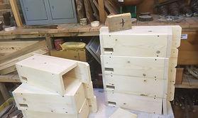 Minstead Swift Box