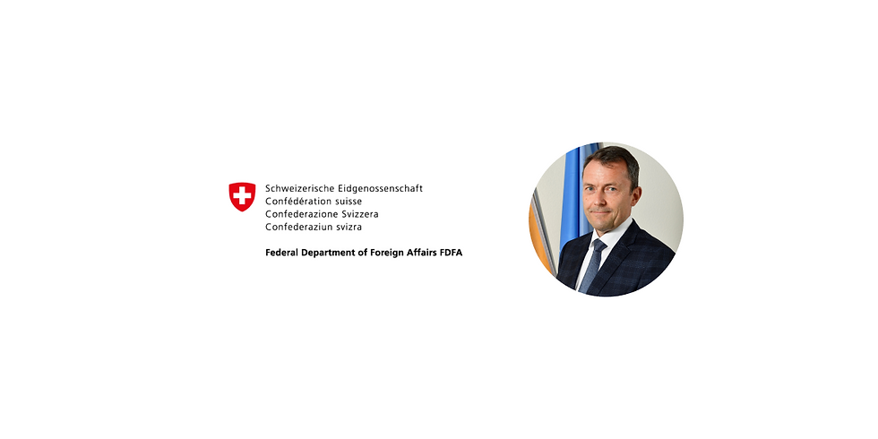 Role of Switzerland in the UN with Jürg Lauber