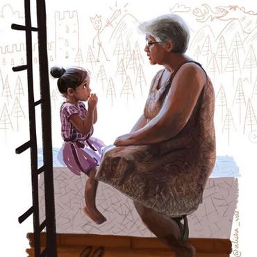 Storytime with Grandma