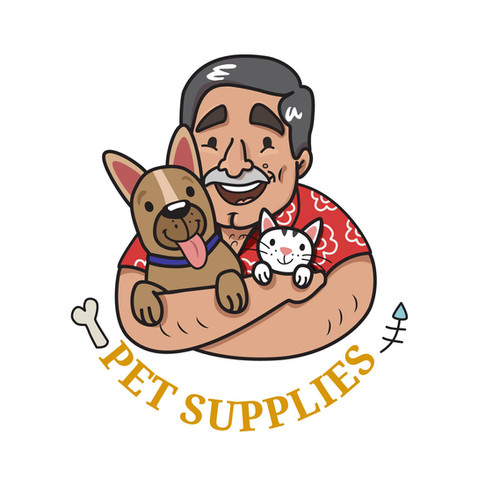 Jimmy's pet supplies section