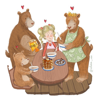 Day with the bears