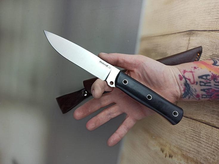 Нож Shokuroff M1003 [D2 | микарта]