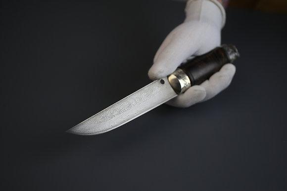 "Авторский нож ""Северная фантазия"""