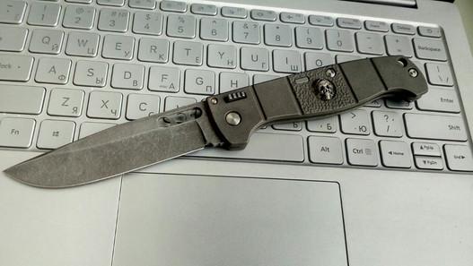 Shokuroff M0801 shok lock № 55 custome DK