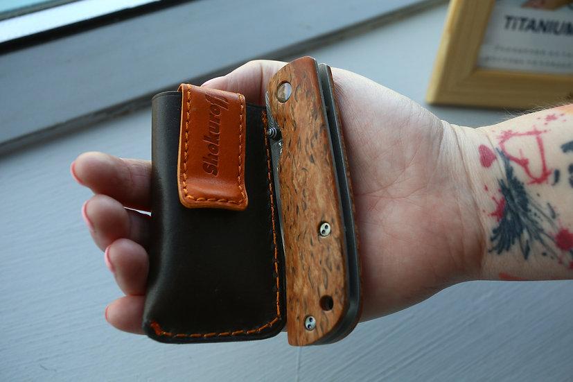 Складной нож Shokuroff M1702 №4 из 10 custom