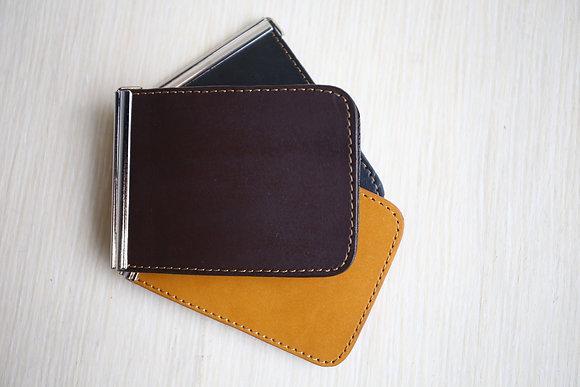 AQ ЗАЖИМ ДЛЯ ДЕНЕГ с карманом для пластиковых карт