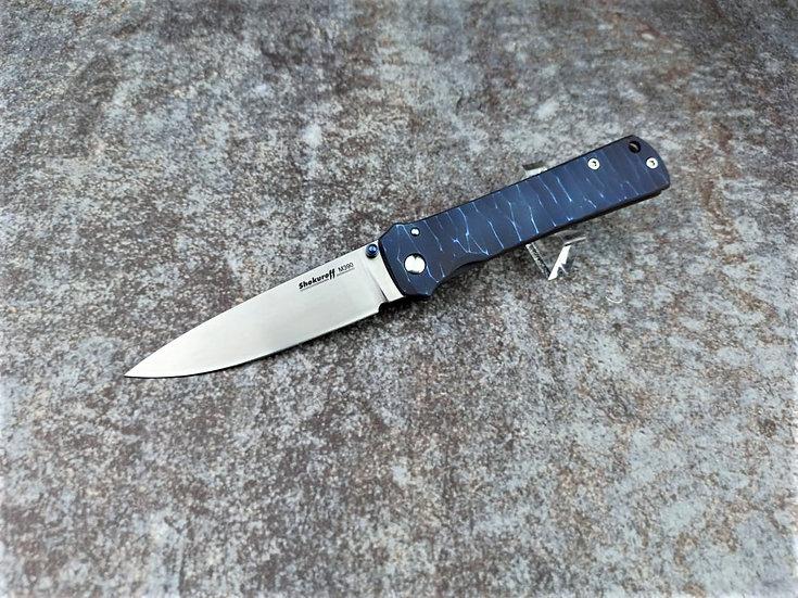 Складной нож Shokuroff M1301/M390