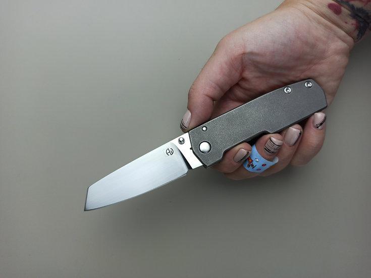 Складной нож Shokuroff custom 2020 №4