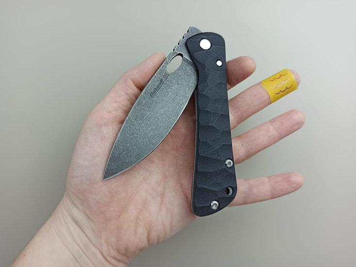 Складной нож Shokuroff M0601 D2 G10 black