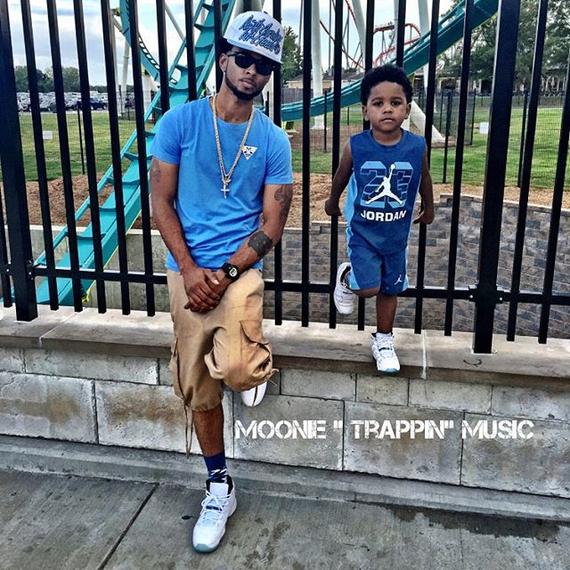Amusement park wit my young King..
