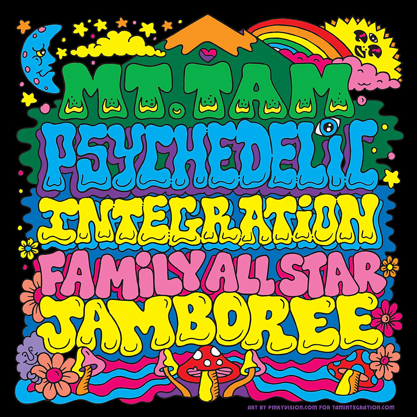 The Mt. Tam Integration Jam