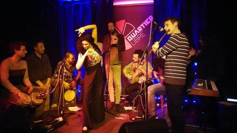 Jam Flamenca, 01.12.18
