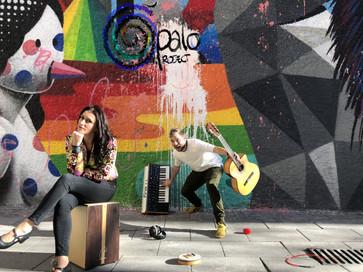 Ópalo Project shooting