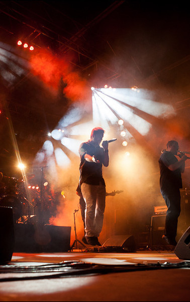 Metisolea' Festival Les Musicaves (29.06.12:Givry)