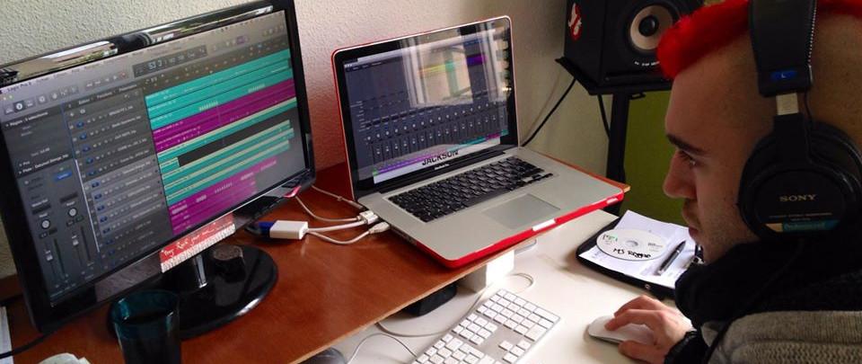 David Carrasco mixing